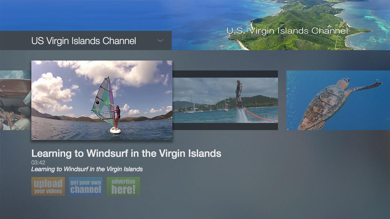 US Virgin Islands Channel - 91EyFkPi78L