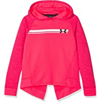 Under Armour French Terry Hoody Sudadera, Niñas