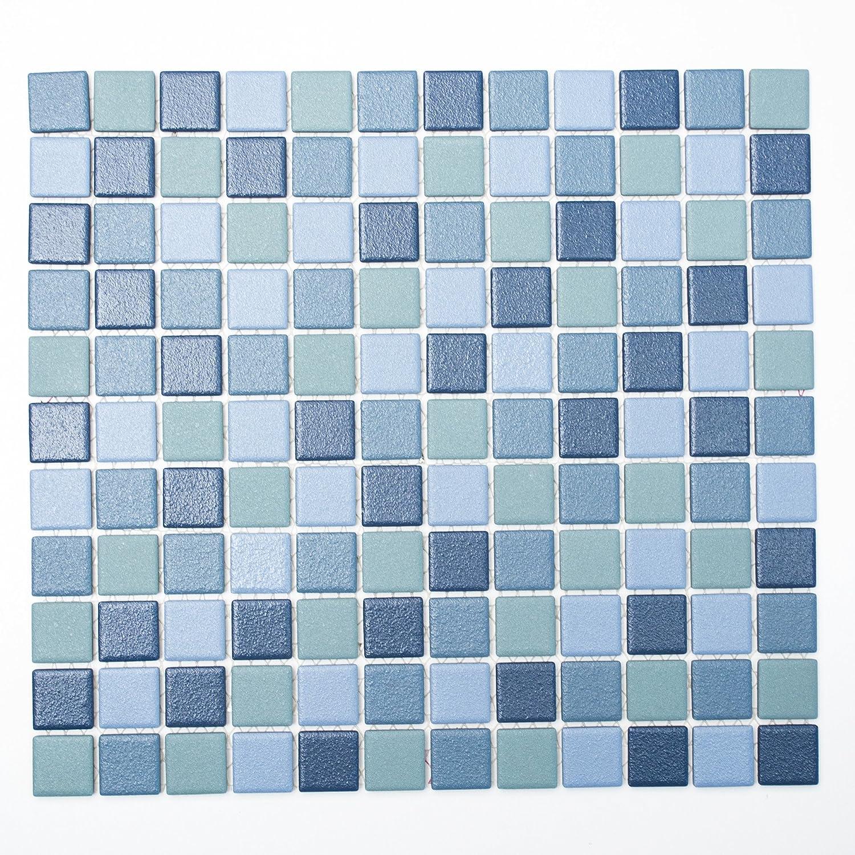 Top Rutschhemmend R10 Bodenfliesen Mosaik Keramikmosaik für Bäder RW32