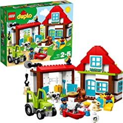 LEGO Duplo Town - Aventuras en la Granja (10869)
