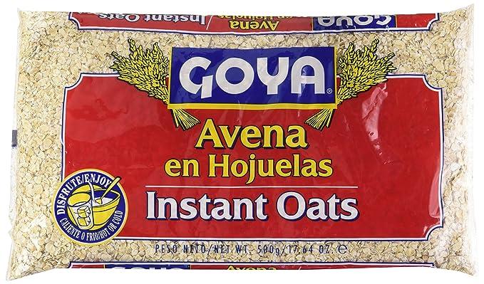 Goya - Avena en hojuelas - 500 g - [Pack de 4]