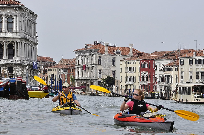 Advanced Elements AE1012-R AdvancedFrame Kayak, Unisex Adulto ...