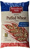 Arrowhead Mills Cereal, Puffed Wheat, 6 oz. (Pack of 12)