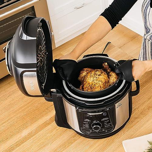 Ninja foodi xl 8-qt 8-in-1 pressure cooker with deluxe rack