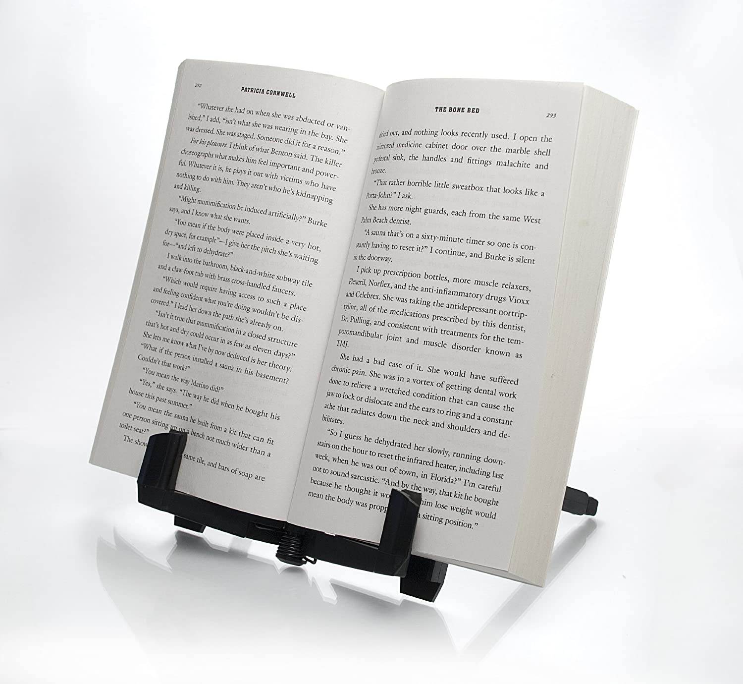 ergohold universal media and reading stand tablet e reader