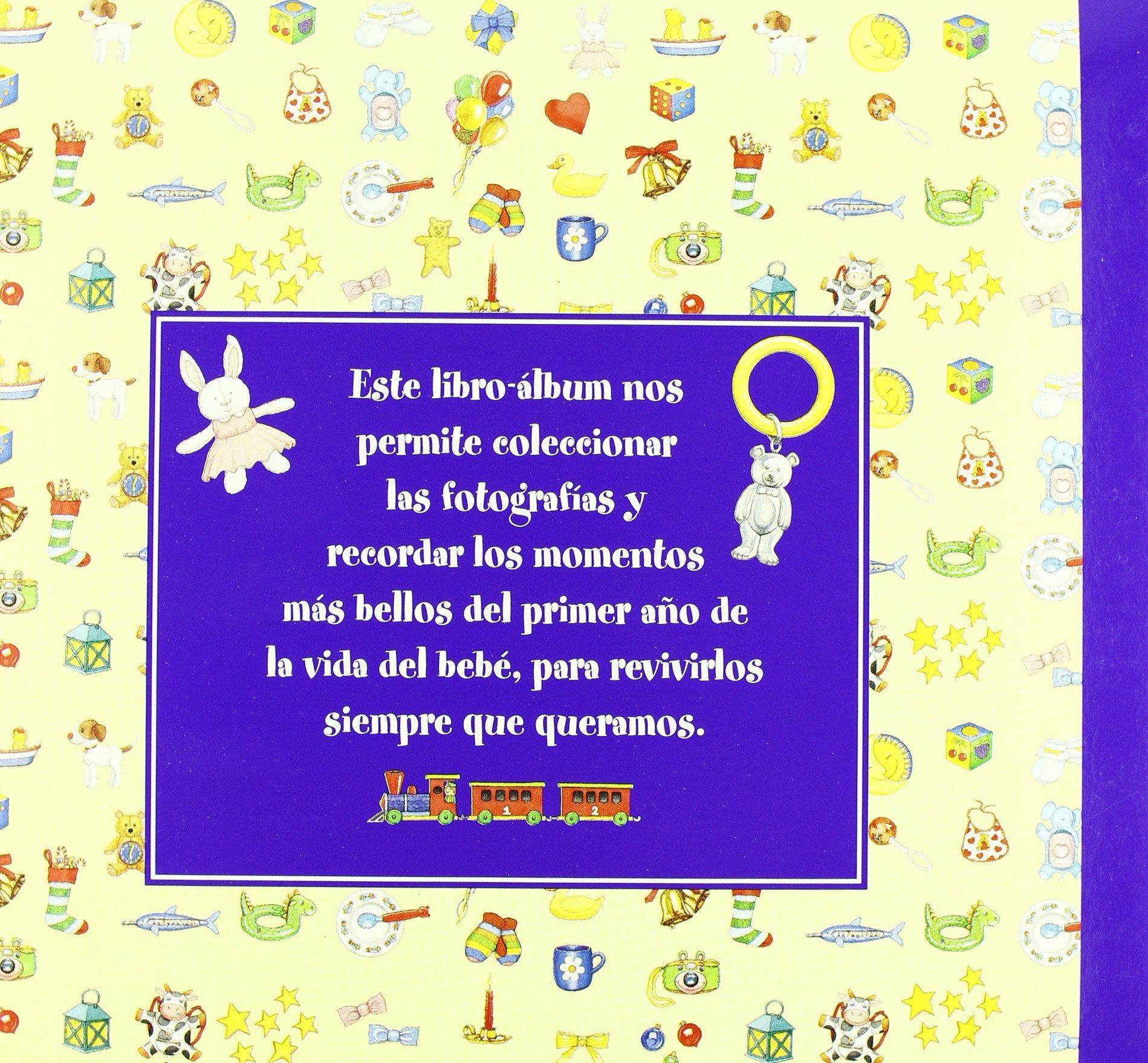 El Libro Del Bebé 000 No Ficción Infantil Amazon Es Magoo Andy Cabal Guerrero Belen Libros