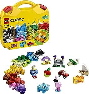 LEGO Classic Creative Suitcase 10713 Playset Toy