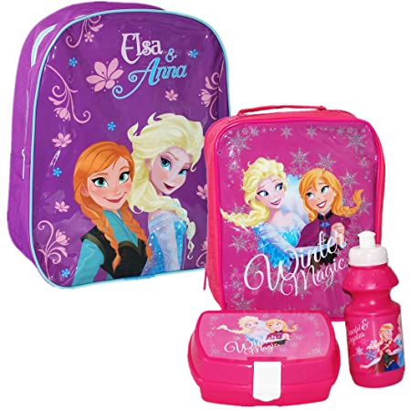 10af14ef63c Image Unavailable. Image not available for. Colour  Disney® Frozen Official Kids  Children School Travel Rucksack Backpack Bag ...