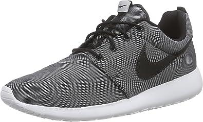 Nike Roshe One Premium, Baskets Basses Homme, Noir Schwarz