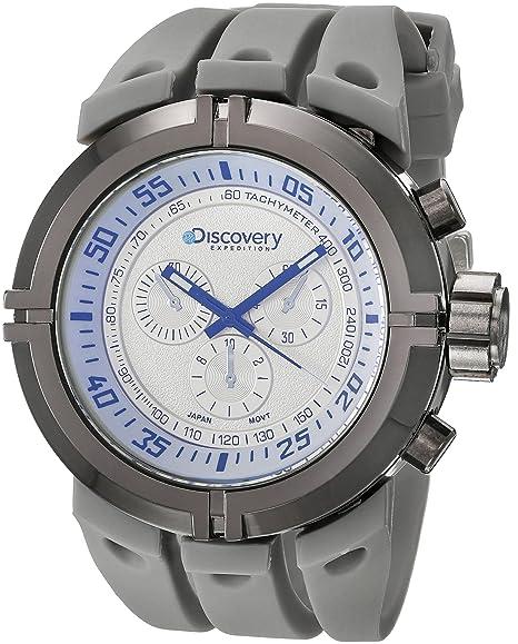 2618dd260389 Discovery Expedition DISC 6013 B Reloj Redondo