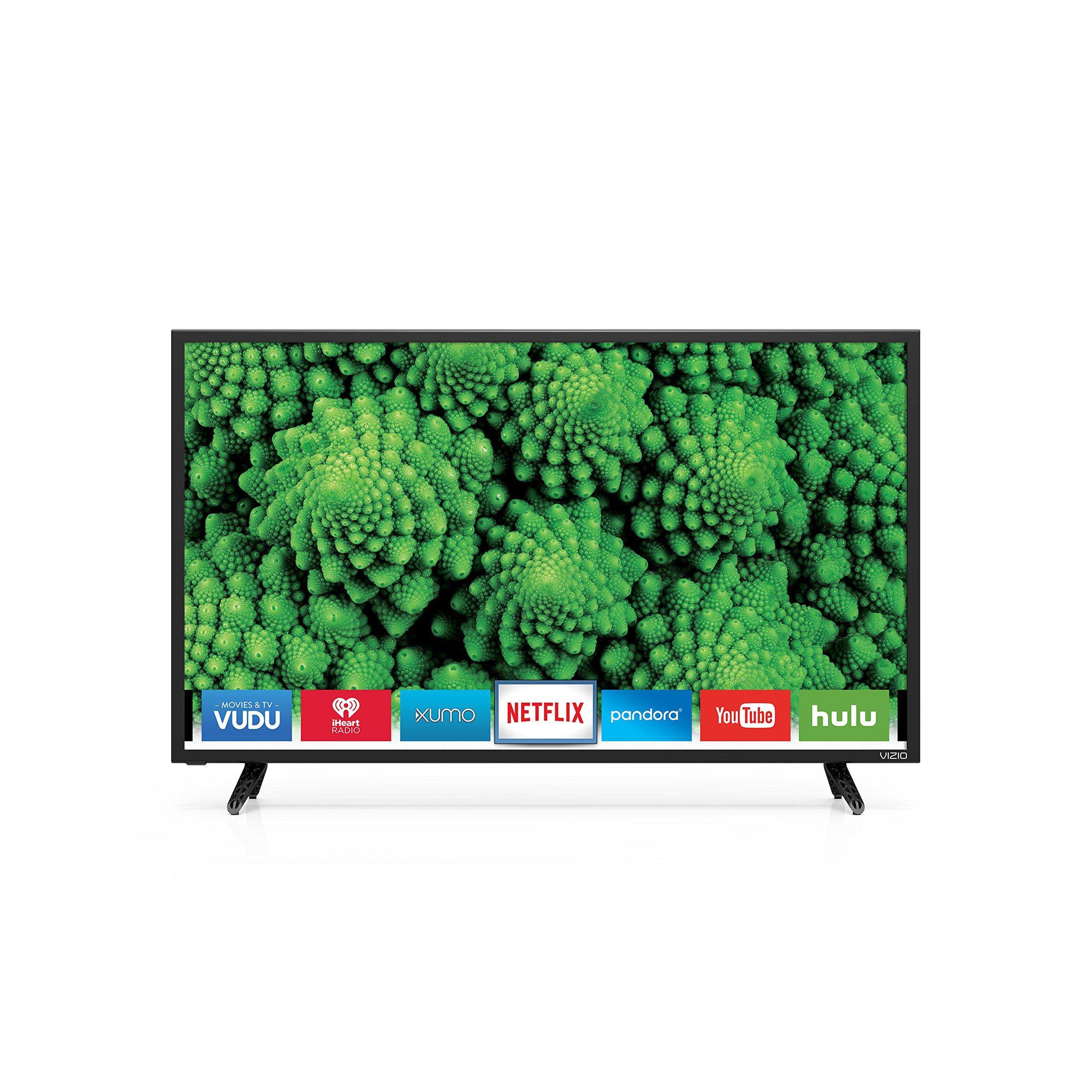 VIZIO D-Series 40'' Class (39.96'' Diag.) LED Smart TV by VIZIO