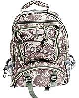 ExtremePak Water-Repellent Backpack (Digital Camo)