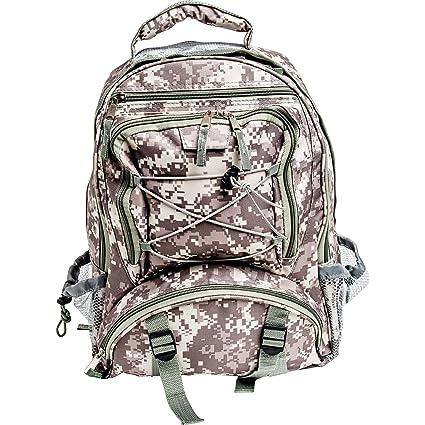 3f6890d1437 Amazon.com  B F ExtremePak Water-Repellent Backpack (Digital Camo ...
