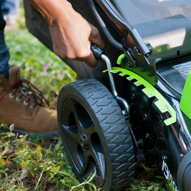 Greenworks 2501302 Cordless Lawn Mower greenworks mower 40v