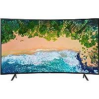 """Samsung UN55NU7300FXZX Curvo Smart TV 55"""", 4K Ultra HD, 2018"""