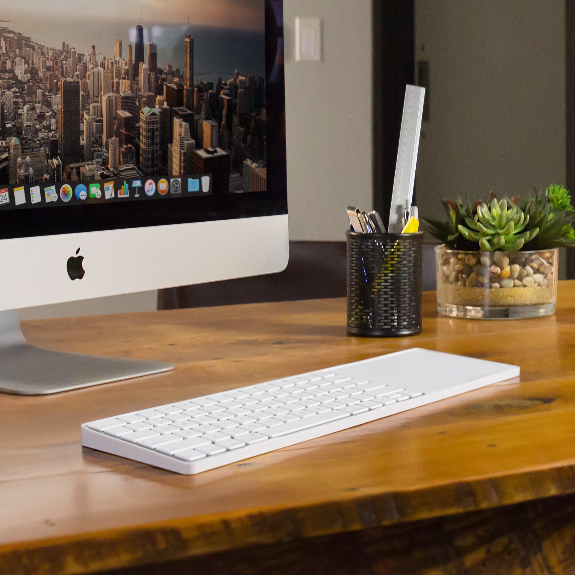 Twelve South MagicBridge | Connects Apple Magic Trackpad 2 to Apple Wireless Keyboard - Trackpad and Keyboard not included by Twelve South (Image #5)