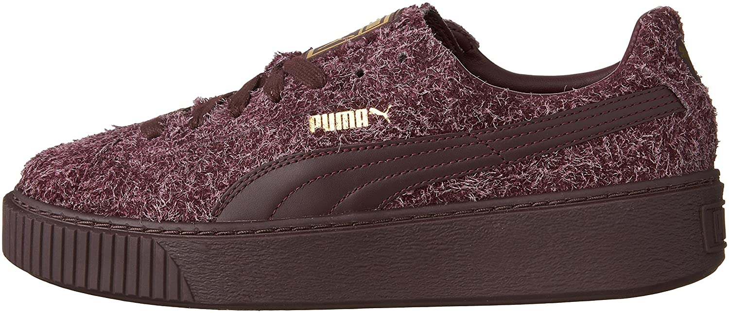 Details about Puma Suede Platform Speckled Womens Sneakers Shoes New show original title