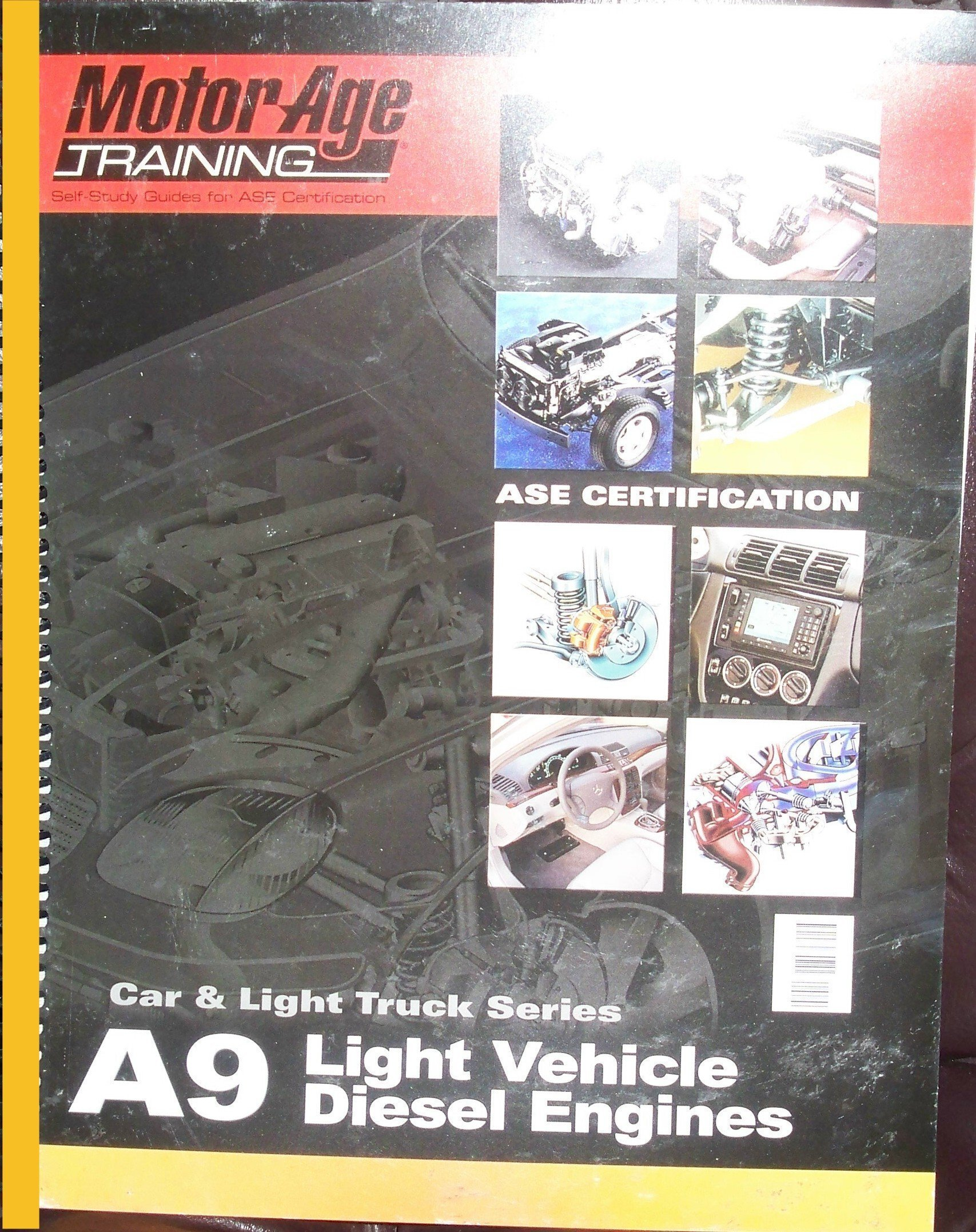 A5 ASE DVD Training Package & Book (A5 ASE DVD Training Package & Book):  9781111127077: Amazon.com: Books