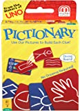 Pictionary Card Game - Mattel