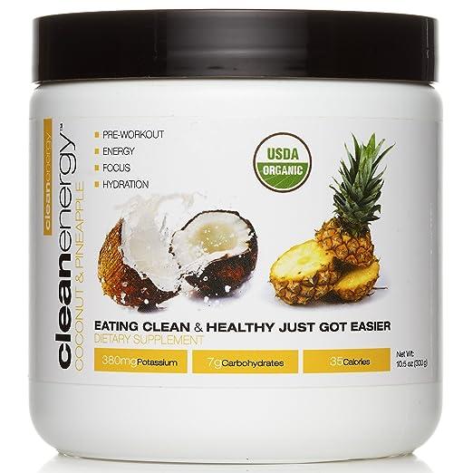 Clean Energy (Coconut & Pineapple)