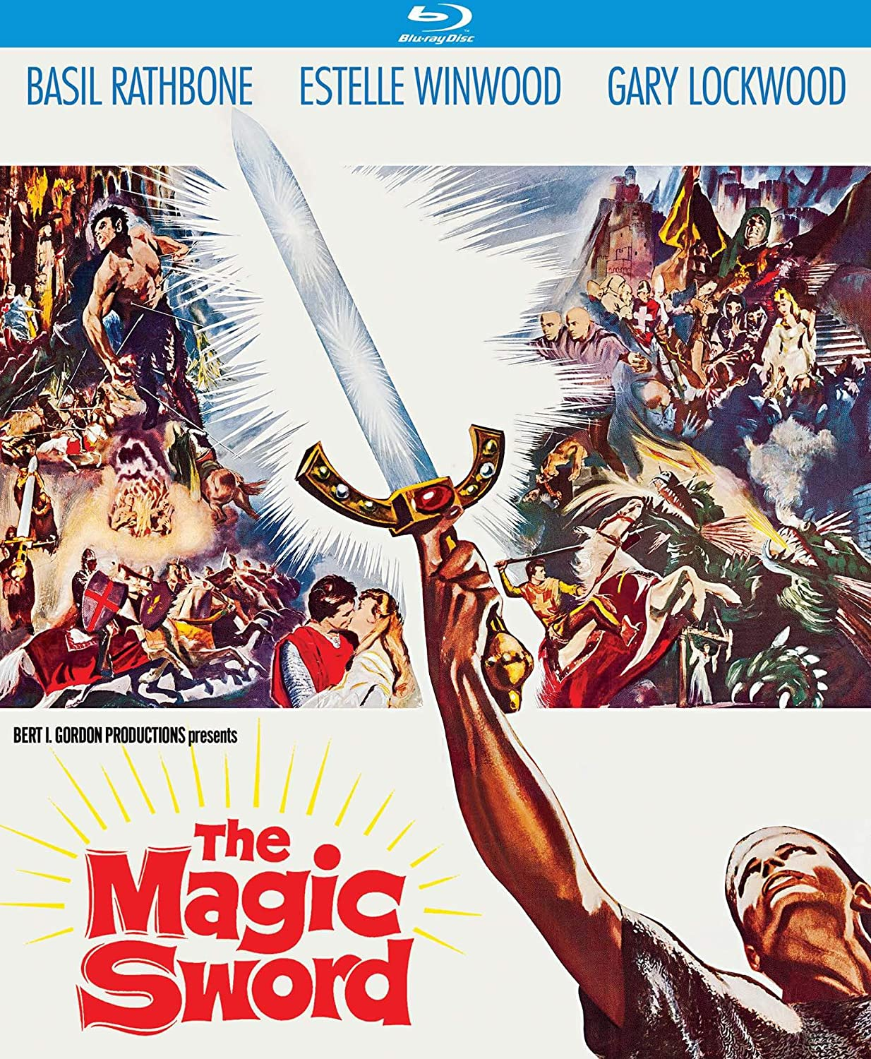 The Magic Sword (Special Edition) [Blu-ray]