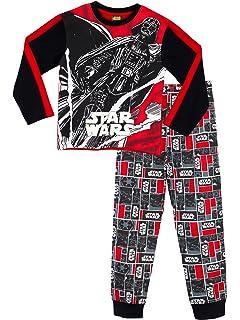Star Wars - Pijama para Niños - La Guerras de las Galaxias - Brilla en la