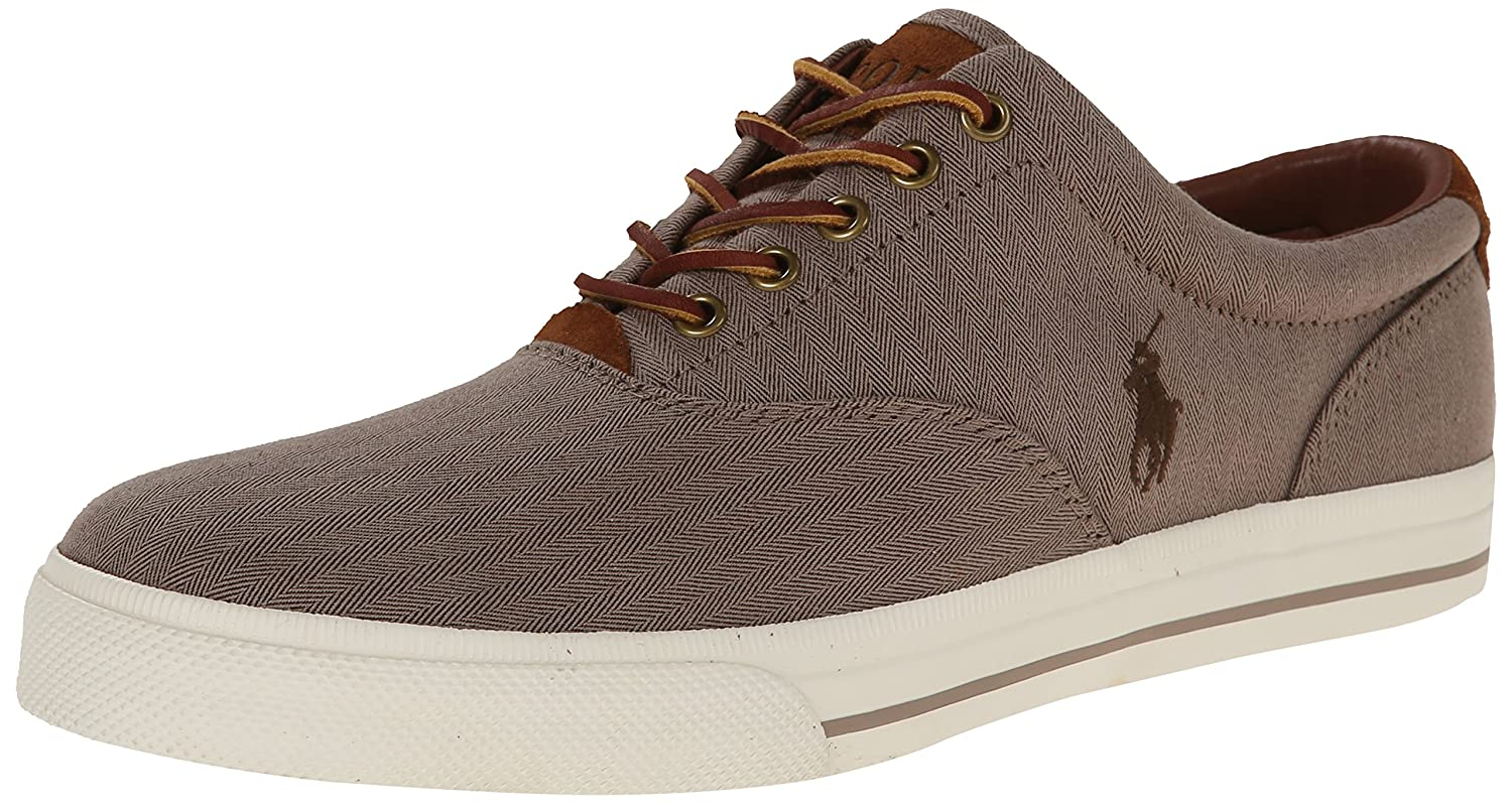 Amazon.com | Polo Ralph Lauren Men\u0027s Vaughn Fashion Sneaker | Fashion  Sneakers