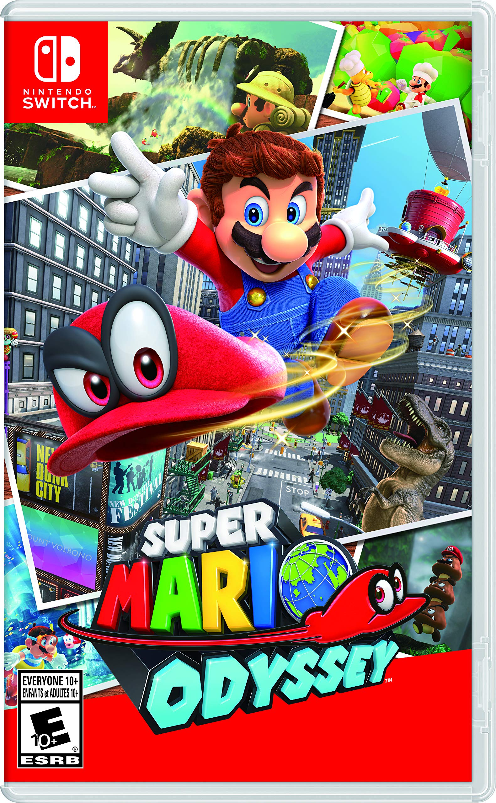 Super Mario Odyssey - Switch product image