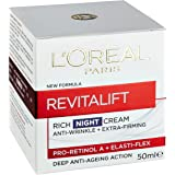 L'OREAL PARIS L'Oréal Paris Revivalist Night Cream, 50 Gram