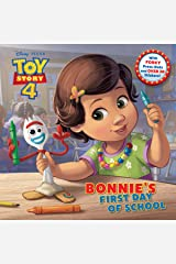 Bonnie's First Day of School (Disney/Pixar Toy Story 4) (Pictureback(R)) Paperback