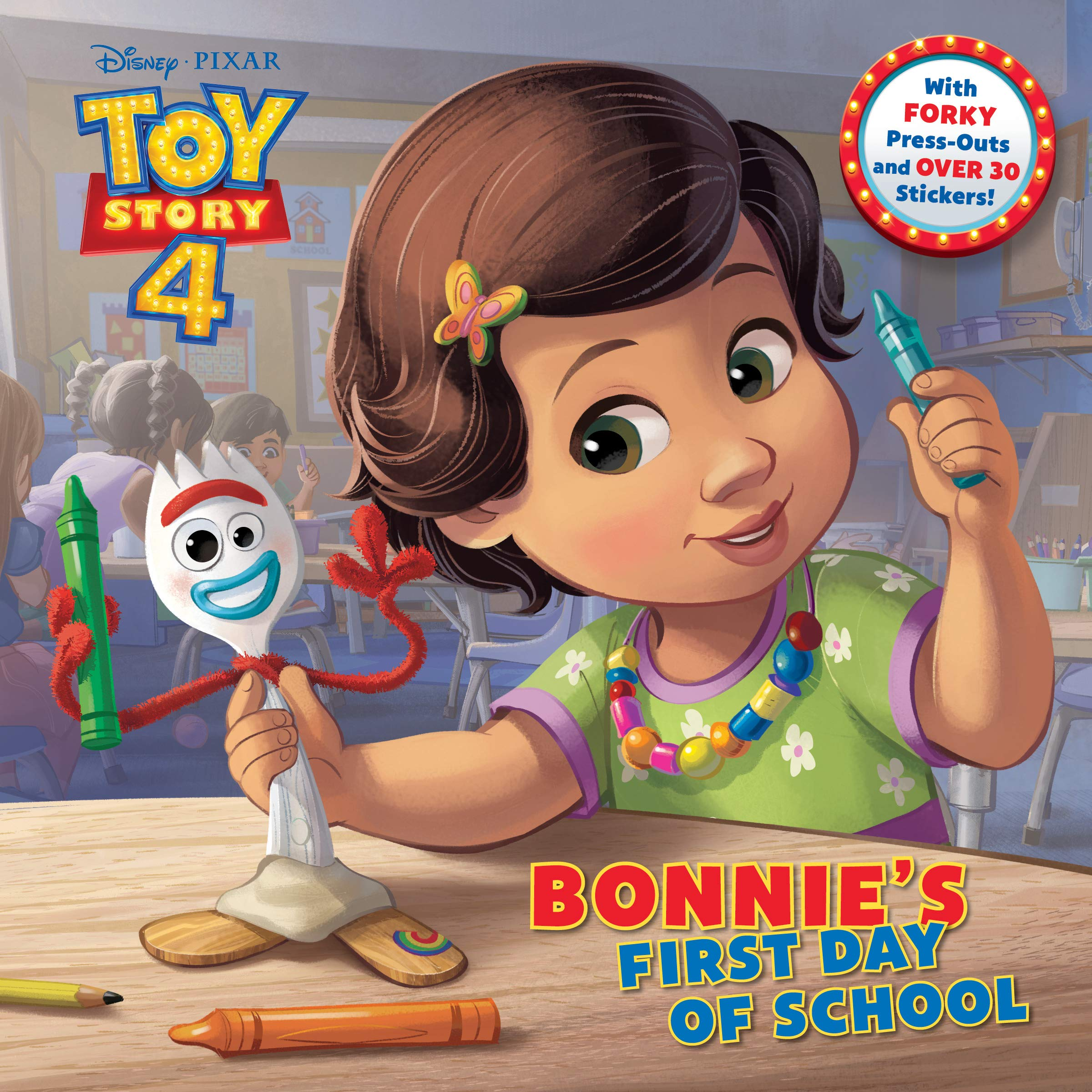 Bonnies First School Disney Pictureback product image