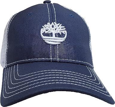 Timberland Gorra de sarga de algodón para hombre - - talla única ...