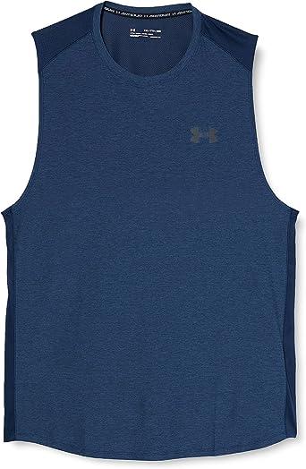 Under Armour Mens Mk1 Sleeveless T-Shirt