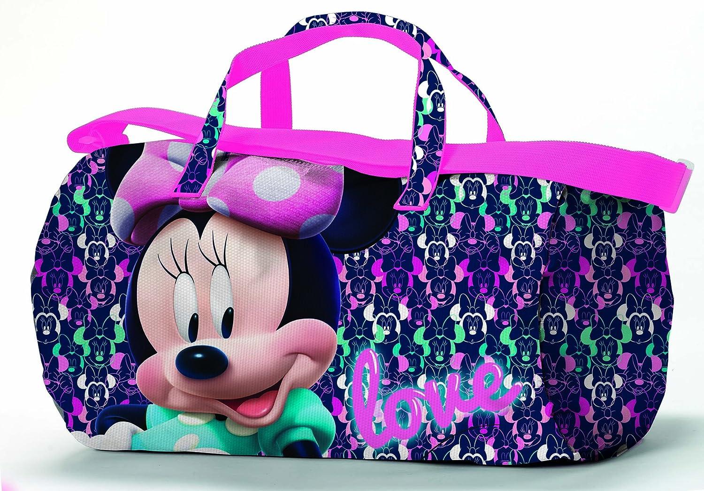 CORIEX Loving Disney Minnie Bolsa de Deporte, Infantil, Medium COSKH|#Coriex D96027 MC