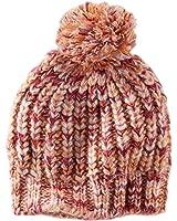 Oshkosh B'Gosh Little Girls' Knit Pom Pom Hat (2-4T, Multi)