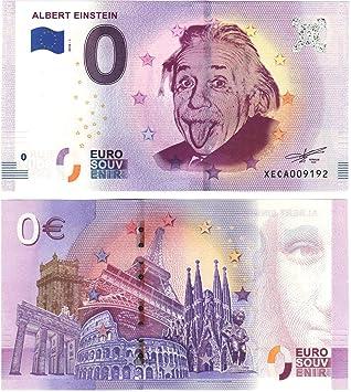 Souvenir Null € Banknote 2019-1 Stadt des Aufbruchs 0 Euro Schein Leipzig