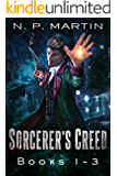 Sorcerer's Creed Books 1-3