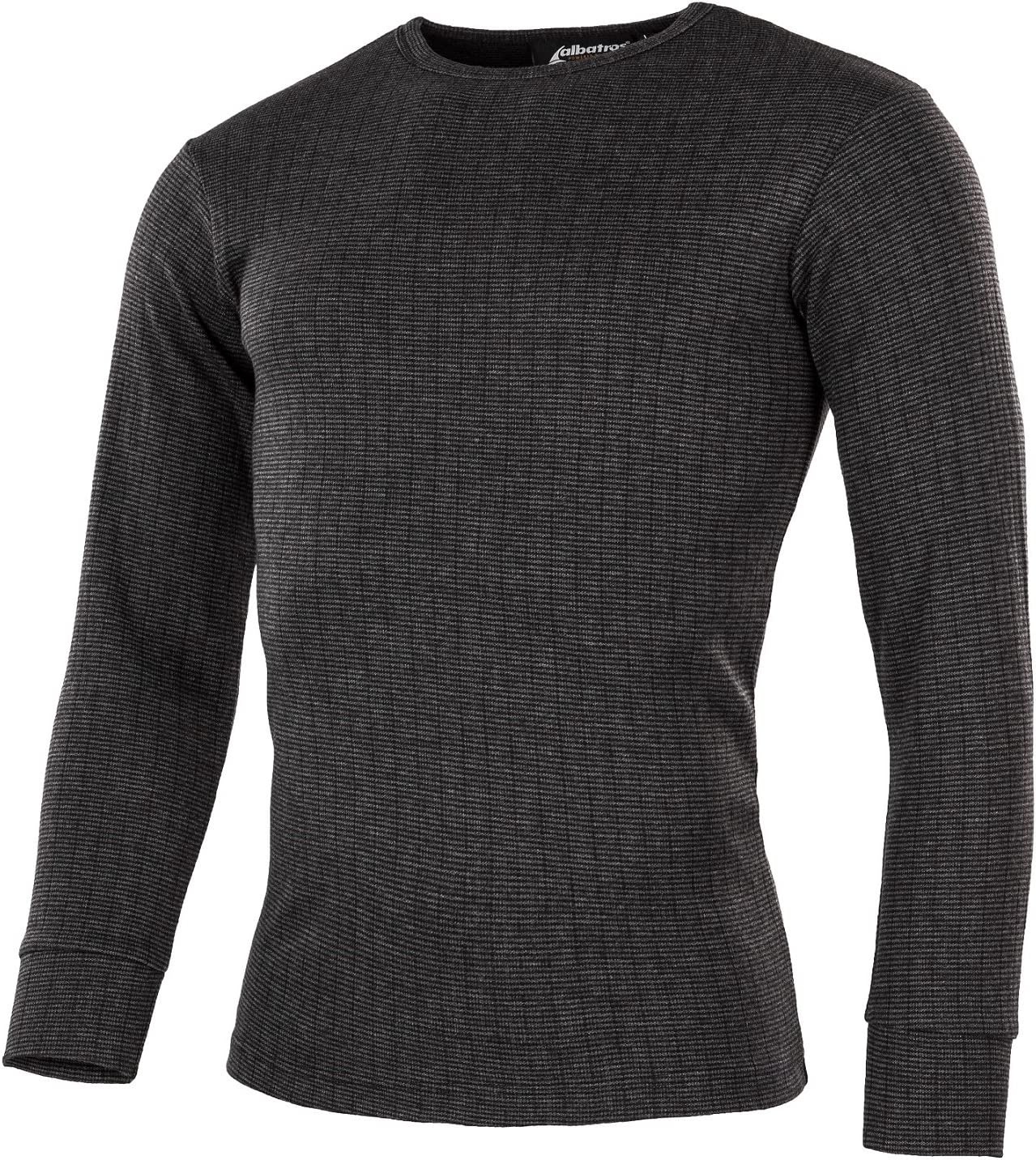 Albatros Thermo-Functional Shirt thermogetic La with long arms-Anthracite
