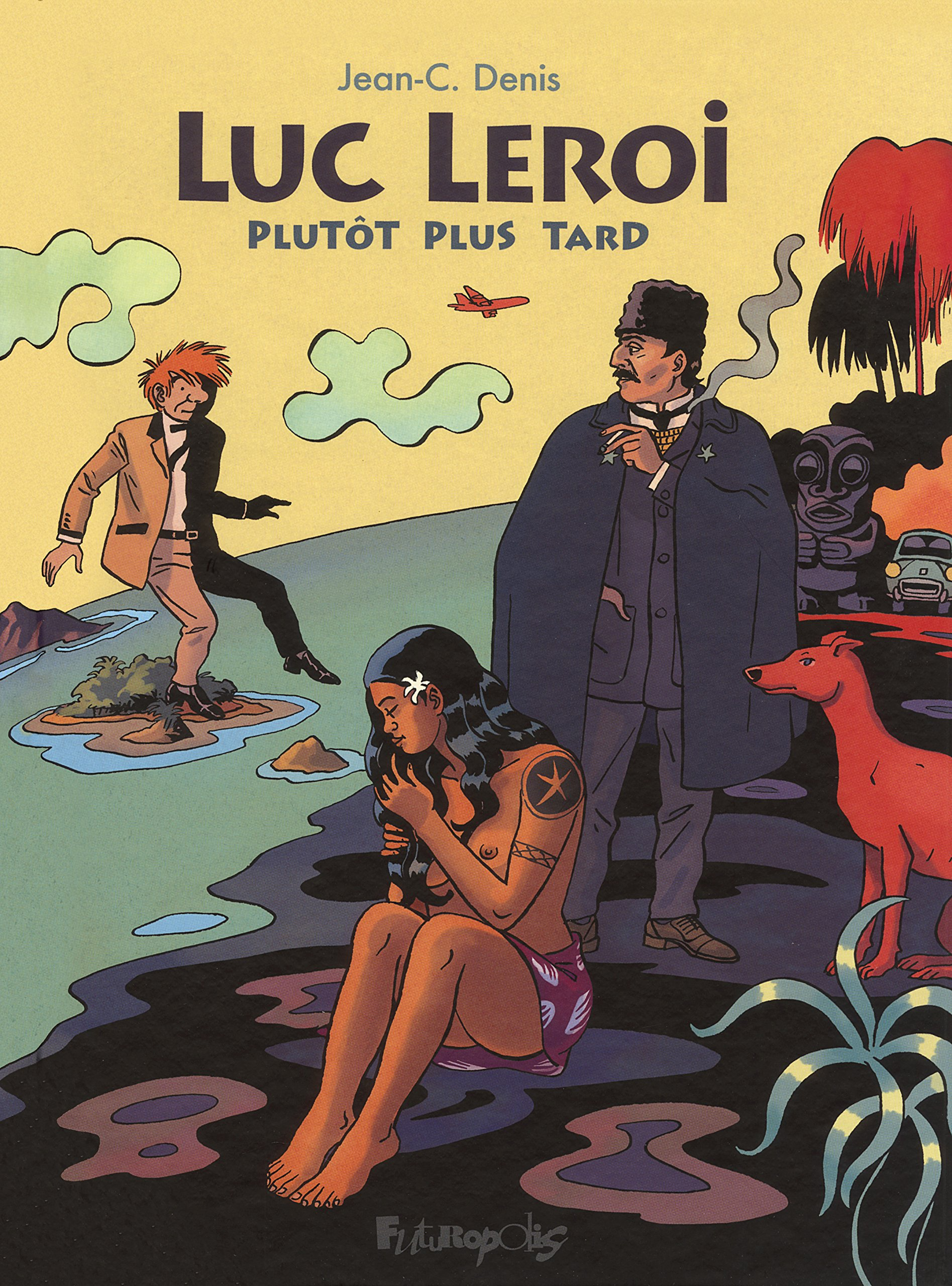 Luc Leroi, plutôt plus tard One shot | PDF