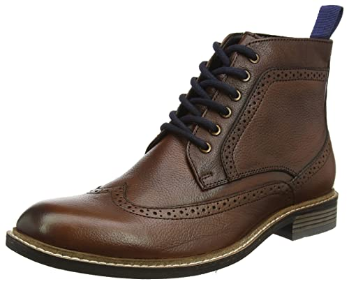 Lotus Aldridge, Botas para Hombre, Marrón (Chocolate Leather CHC), 46 EU