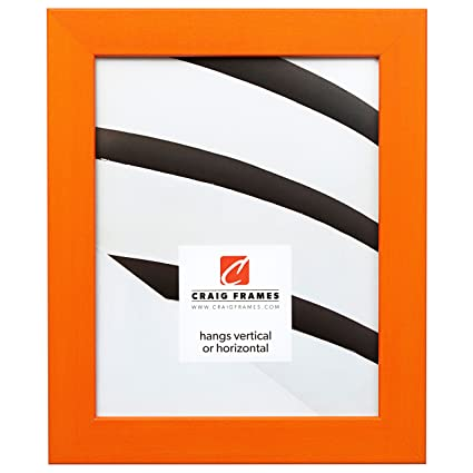 Amazon.com - Craig Frames 26028 5 by 7-Inch Picture Frame, Smooth ...