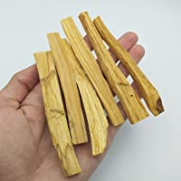 ERIKORD Palo Santo Wood Sticks from Peru Incense Stick Natural, Purifying, Cleansing, Healing, Meditation (Pack of 6)