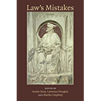 Law's Mistakes (The Amherst Series in Law, Jurisprudence, and Social Thought) (English Edition)
