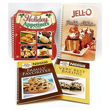 Amazon Com Bundle Set Of 4 Holiday Christmas Baking And Party