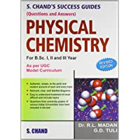 Physical Chemistry: Questions and Answers (Success Guides)
