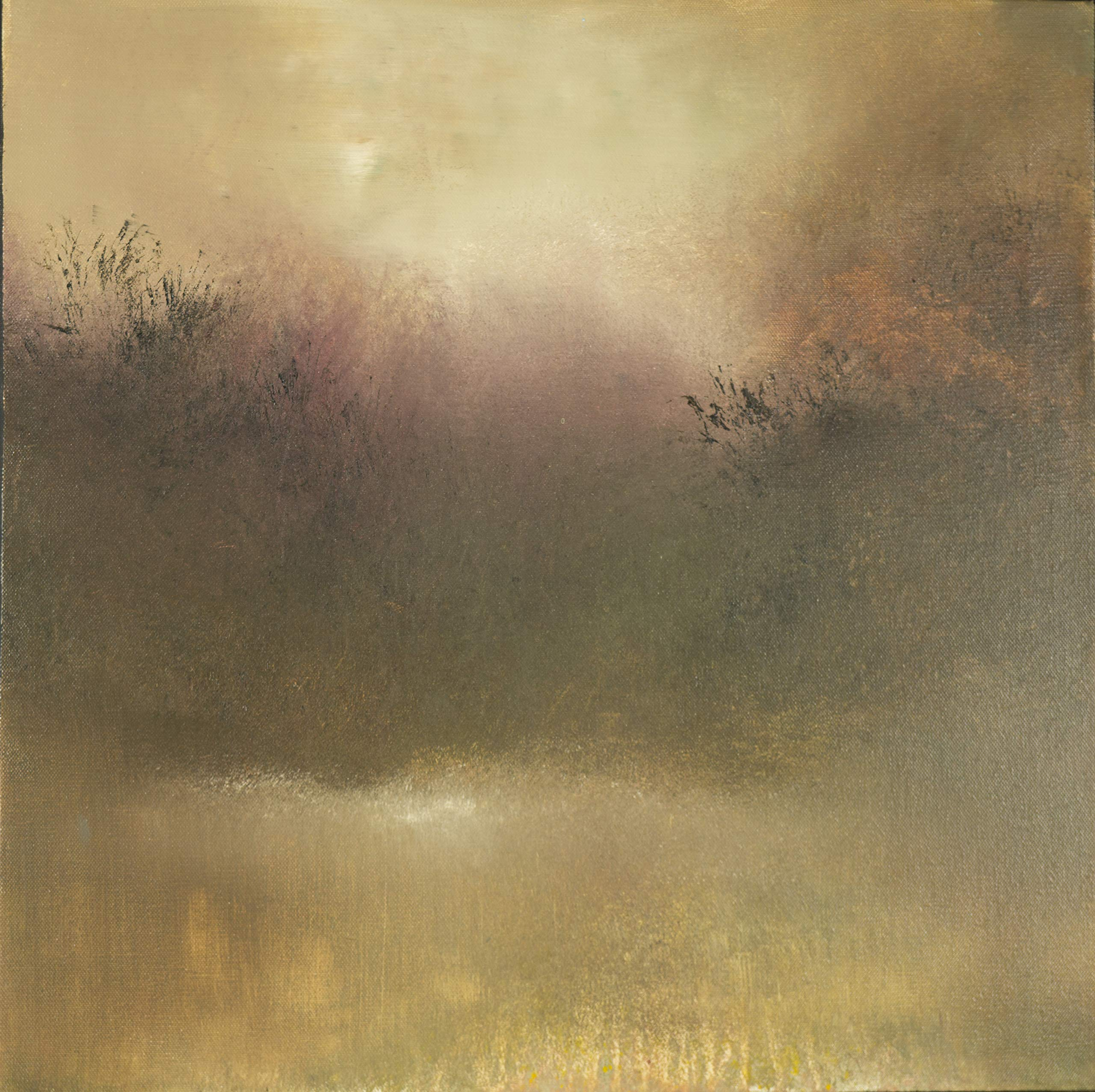 Sun Shower (Limited Edition on Fine Art Paper - 15x15 in) by