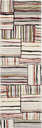 Safavieh Porcello Collection PRL3725A Ivory Area Rug 2 x 3 7