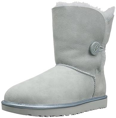 4e3adb2490e UGG Women's Bailey Button Ii Metallic Winter Boot