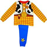 Boys Toy Story WOODY Cowboy Costume Novelty Pyjamas sizes from 18 Months to 6 Years