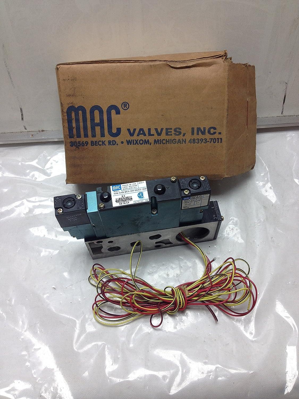 92b Gab Bka Dm Dda5 1dm Solenoid Valve Industrial Mac Wiring Scientific